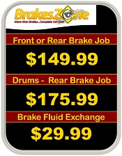 Save on Brakes!